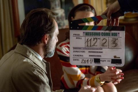 Nessuno come noi, le foto del film con Alessandro Preziosi