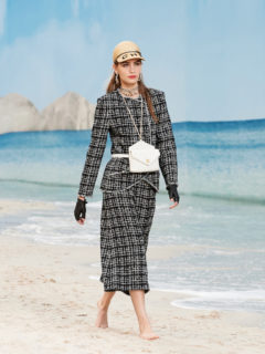 Chanel collezione Primavera-Estate 2019, le foto