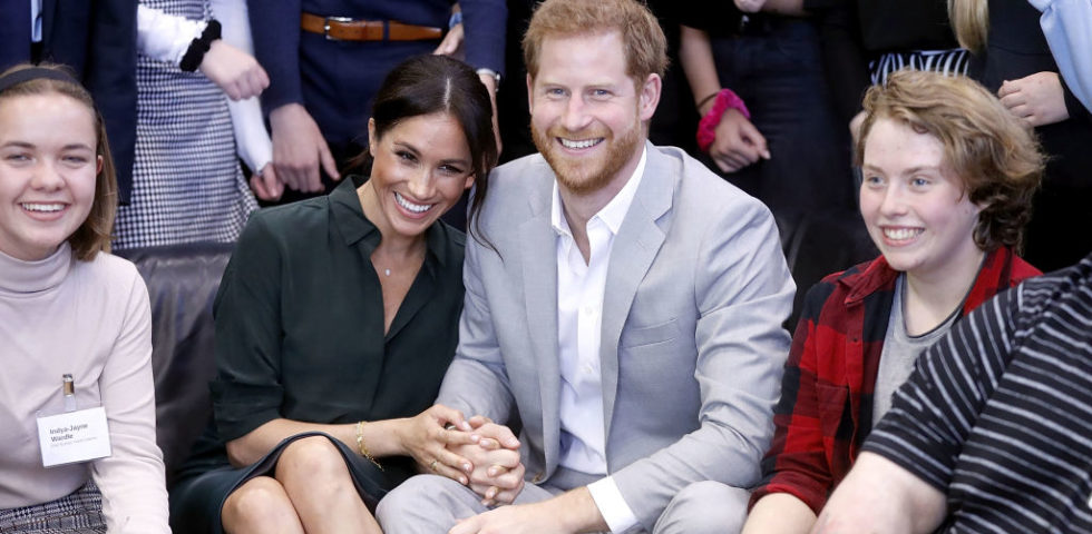 Meghan Markle e Harry lasciano Kensington Palace per il bene del Royal Baby