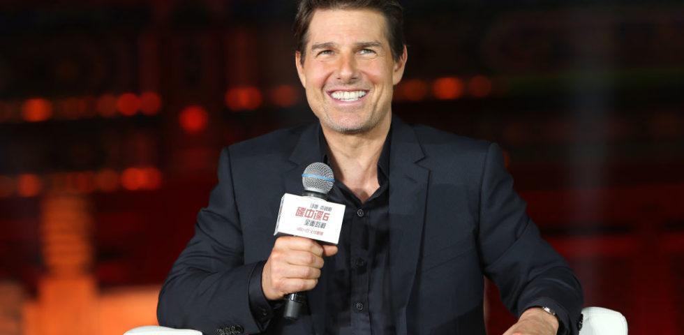 Tom Cruise vede la figlia Suri 10 giorni al mese