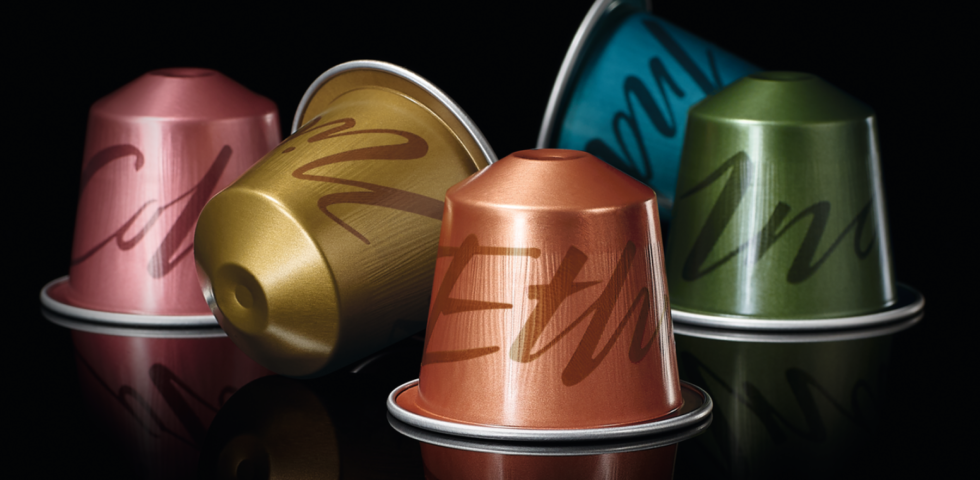 Nespresso capsule: la nuova gamma Master Origin