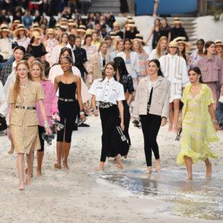 Il dress code Chanel per l'estate 2019