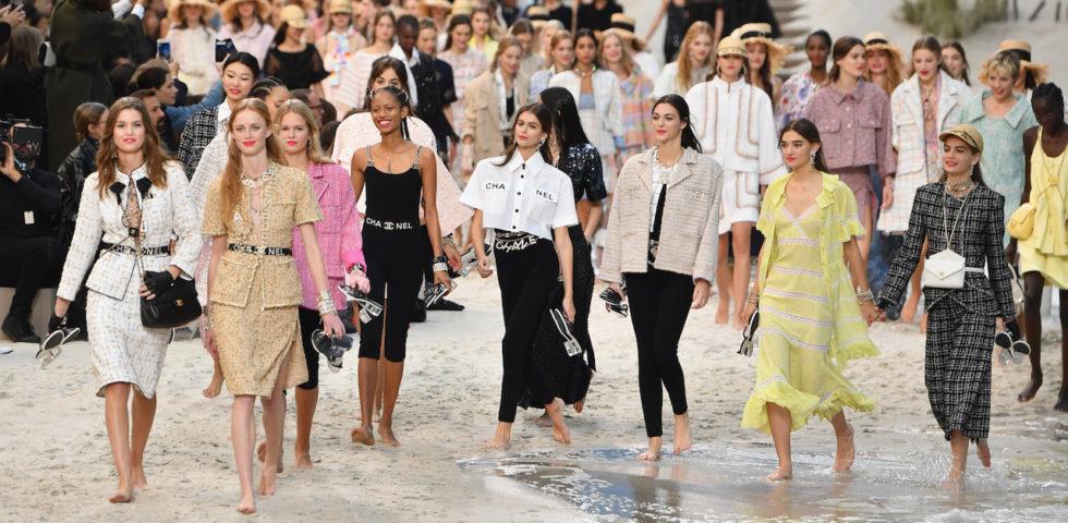 Chanel collezione Primavera-Estate 2019