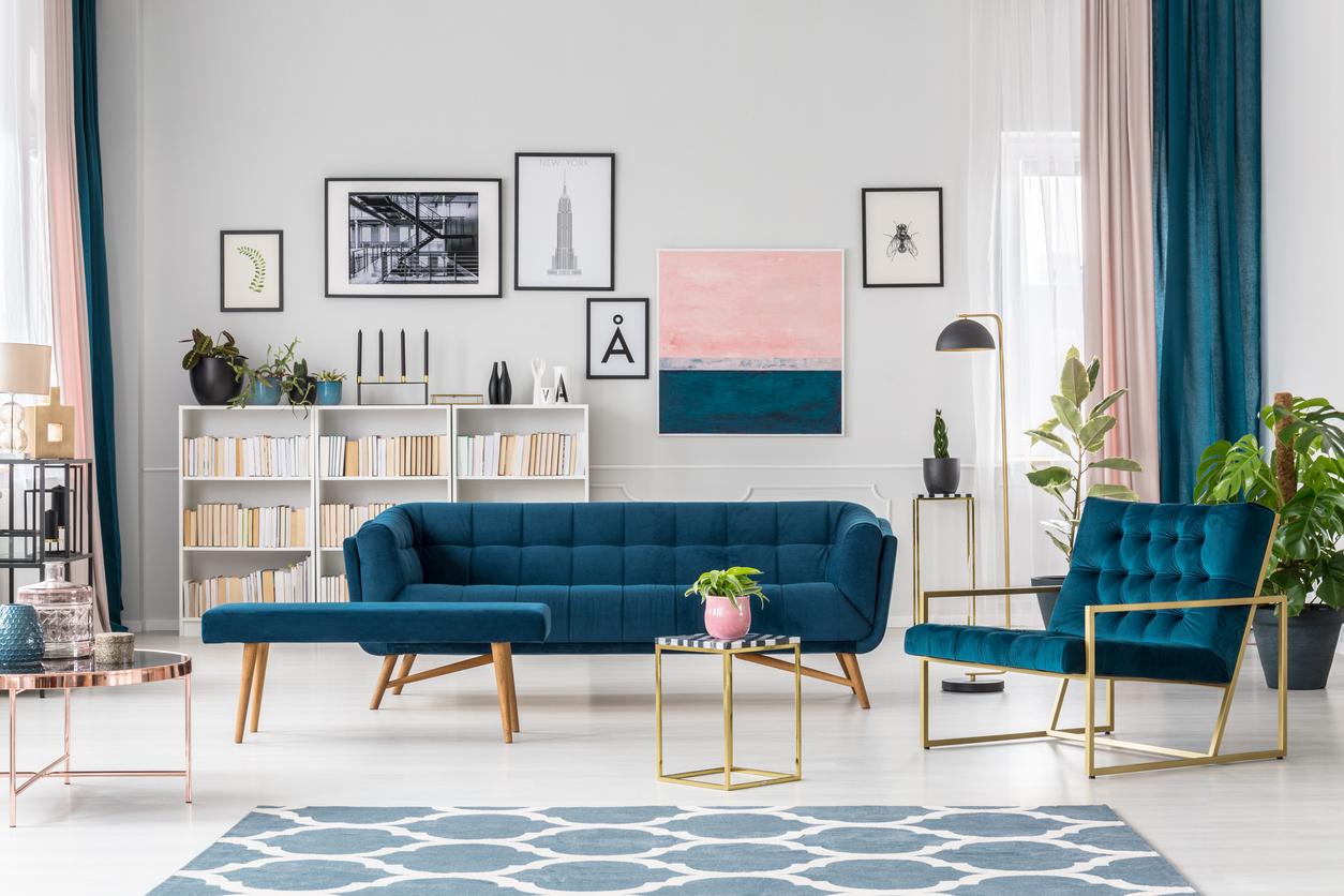 Tende Da Salone Ultime Tendenze tendenze arredamento 2019 | diredonna
