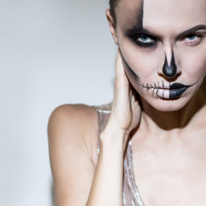 8 tutorial da brivido per il make-up di Halloween