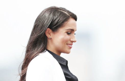 Meghan Markle tra le 10 donne più eleganti del 2018 per Vogue, Kate Middleton non classificata