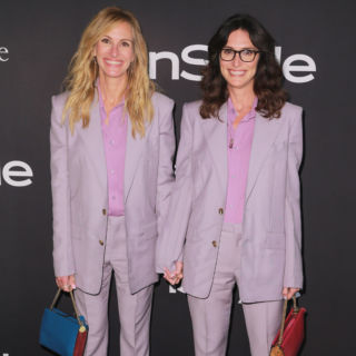 InStyle Awards: Julia Roberts e Jennifer Aniston, che look!