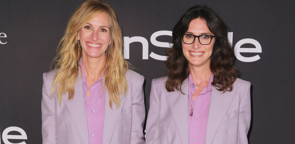 I look di Julia Roberts e Jennifer Aniston agli InStyle Awards 2018