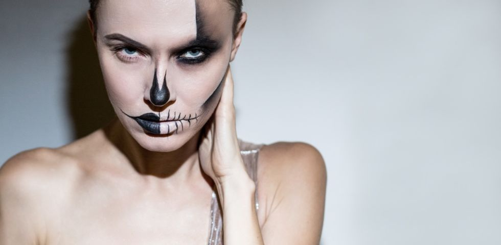 Halloween 2018: il make-up per un look da paura