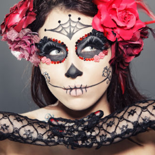 8 tutorial per il make up di Halloween