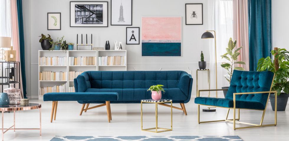Tendenze arredamento 2019 diredonna for Arredamento e design interni