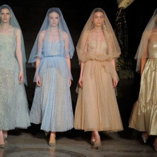 Trend alert: abiti da sposa 2019