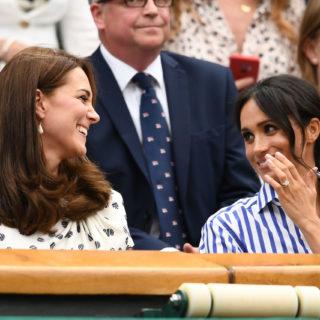 Kate in lacrime per una lite con Meghan?