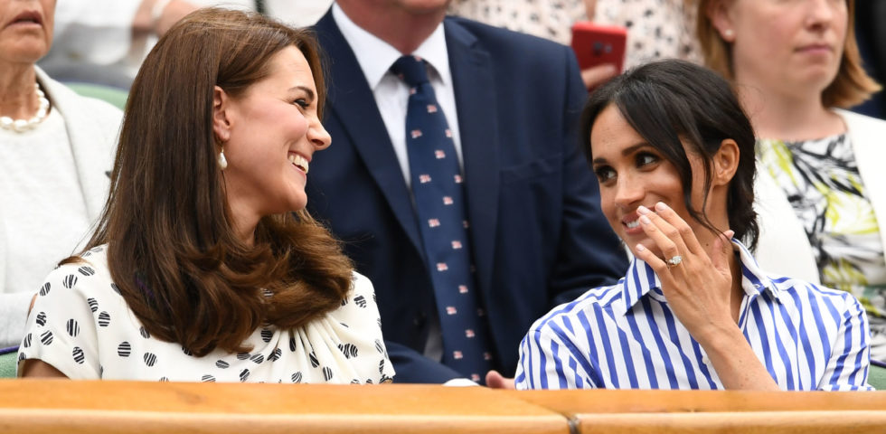 Kate Middleton in lacrime per una lite con Meghan Markle?