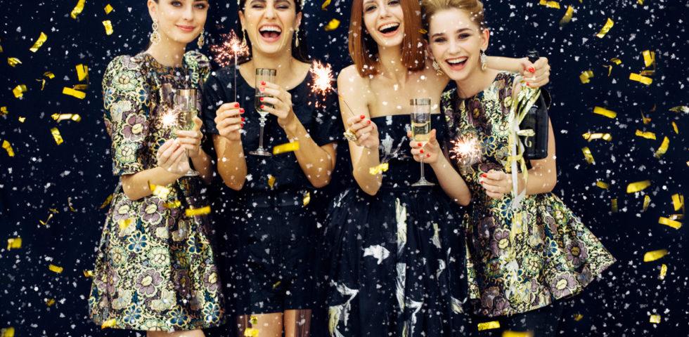 Trucco Capodanno 2019: 3 idee make-up