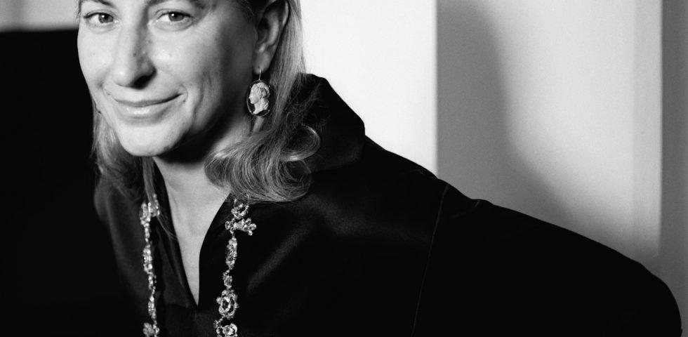 Miuccia Prada premiata ai Fashion Awards 2018