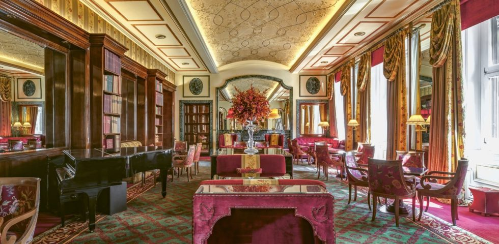 Hotel Hassler Roma: 125 anni di storia raccontati dal direttore Roberto E. Wirth