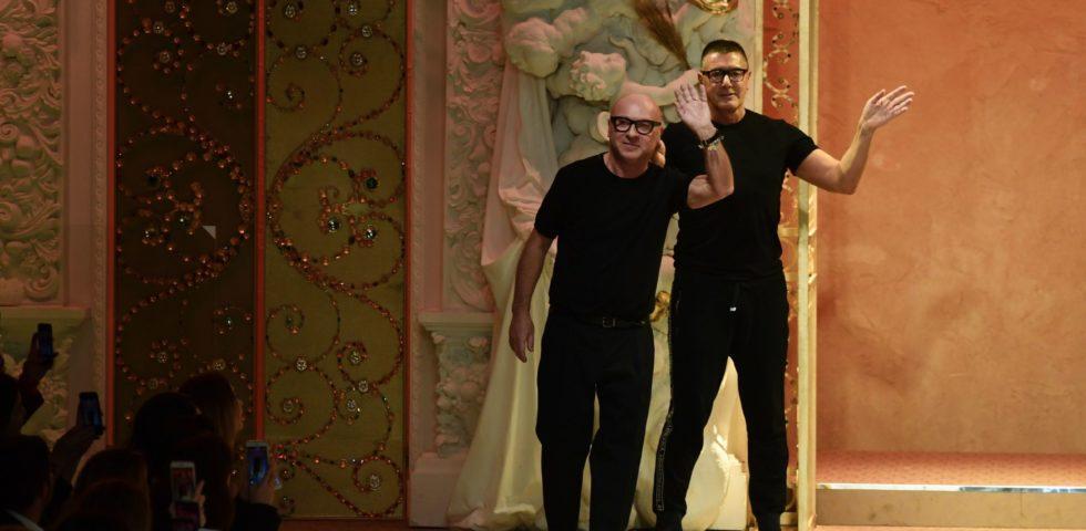 Dolce & Gabbana cancellano la sfilata in Cina per le accuse di razzismo