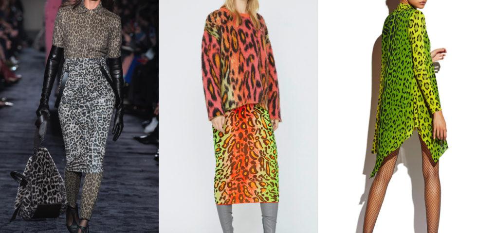 Trend Moda 2019: animalier