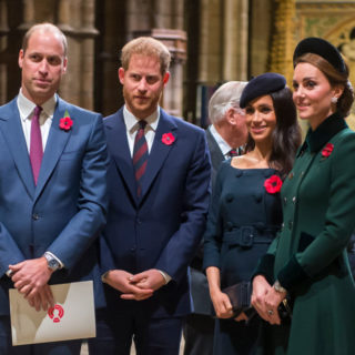 Kate e Meghan alla cena Royal Foundation: look a confronto