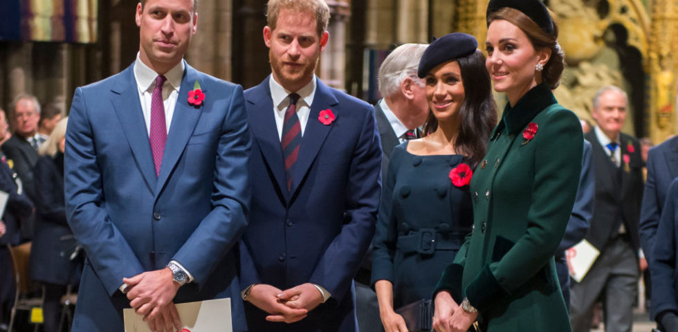 L'ombra di Meghan Markle nel rapporto tra il Principe William e Harry