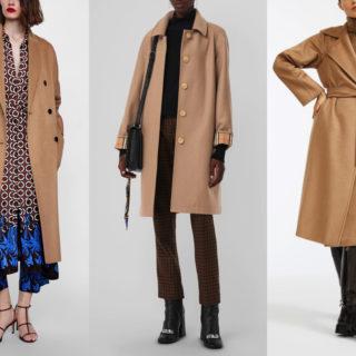 Cappotto cammello: trend e modelli must have
