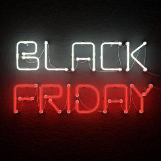 Tutti pronti per il Black Friday