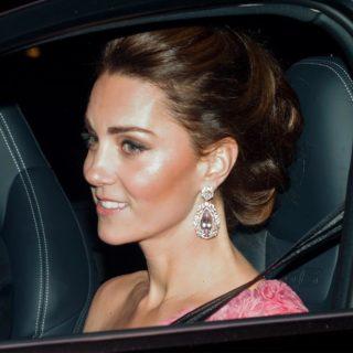 Kate e Meghan: i look per i 70 anni di Carlo
