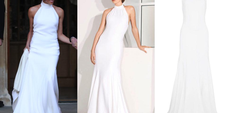 Stella McCartney debutta con la collezione di abiti da sposa ispirati a quello di Meghan Markle