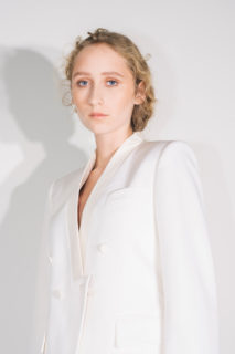 Stella McCartney Made with Love gli abiti da sposa per la Primavera 2019, le foto
