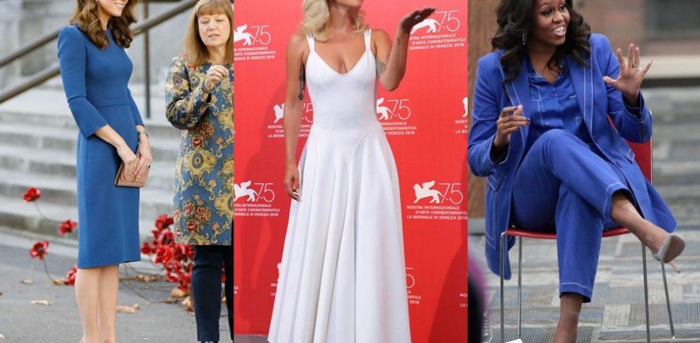 Scarpe pump: le preferite da Kate Middleton, Michelle Obama e Lady Gaga