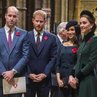Kate Middleton fa le prove da regina e offusca Meghan Markle