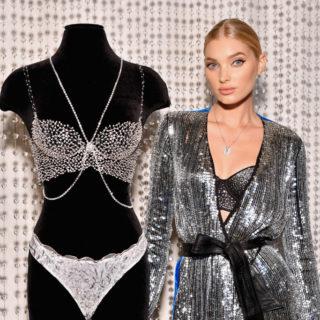 Victoria's Secret: la Hosk col bra da 1 milione di dollari