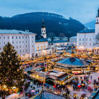 L'Avvento in Austria: i mercatini di Natale da visitare