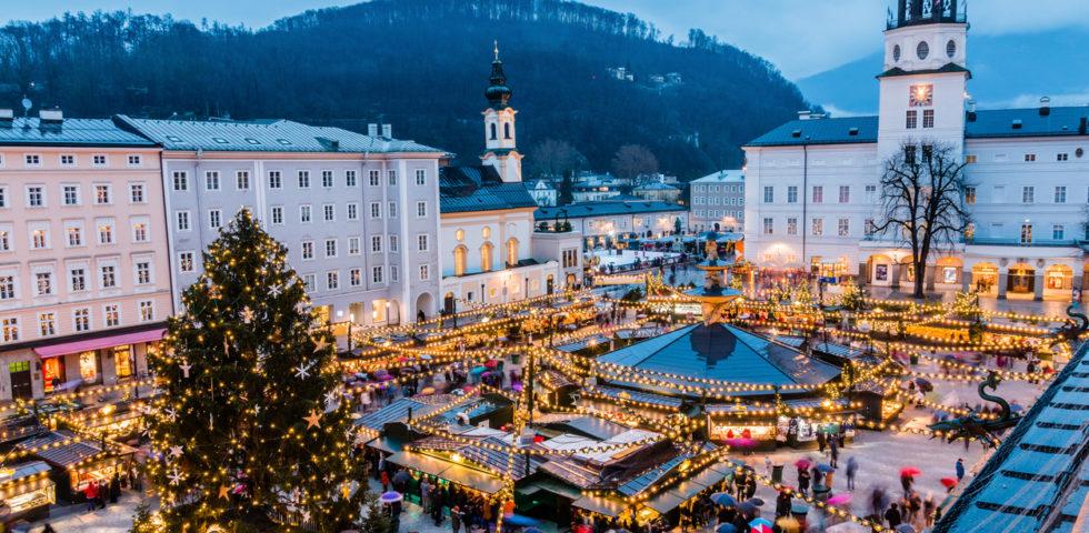 Mercatini Natale 2019 Austria, classifica dei più belli