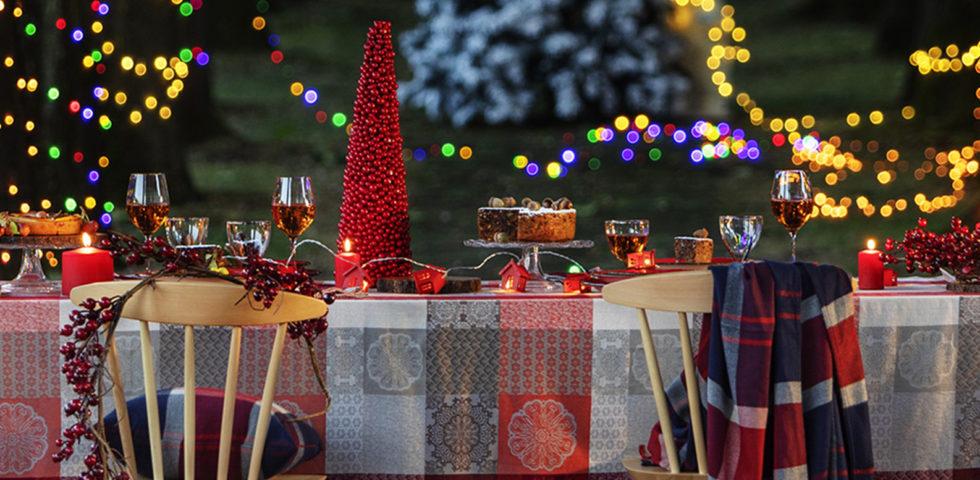 Tovaglie Di Natale 2018 Novità Ikea Zara Home E Coin Diredonna