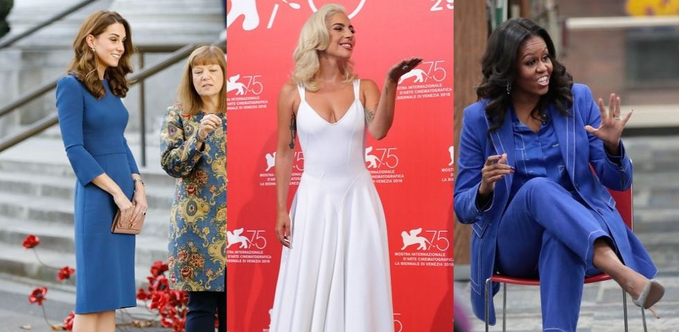Scarpe pump: le preferite da Kate Middleton, Michelle Obama e Lady Gaga