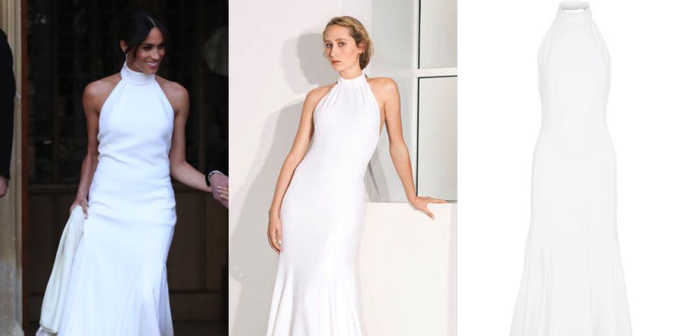 e991ab1cafe4 Stella McCartney debutta con la collezione di abiti da sposa ...
