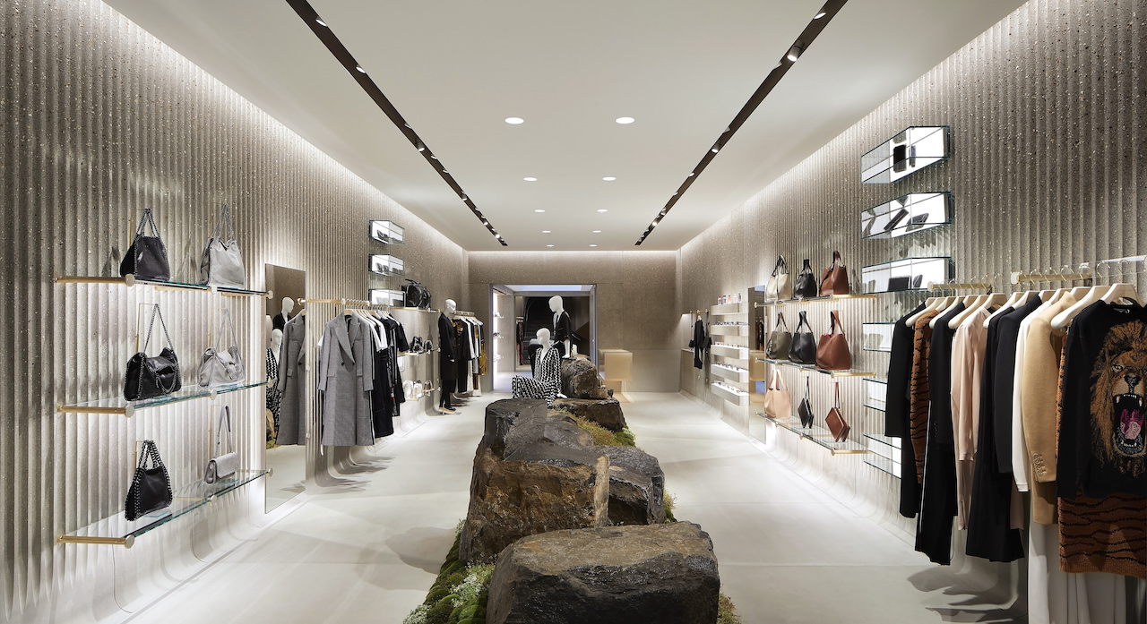 Stella McCartney: a Londra il flagship store eco-friendly