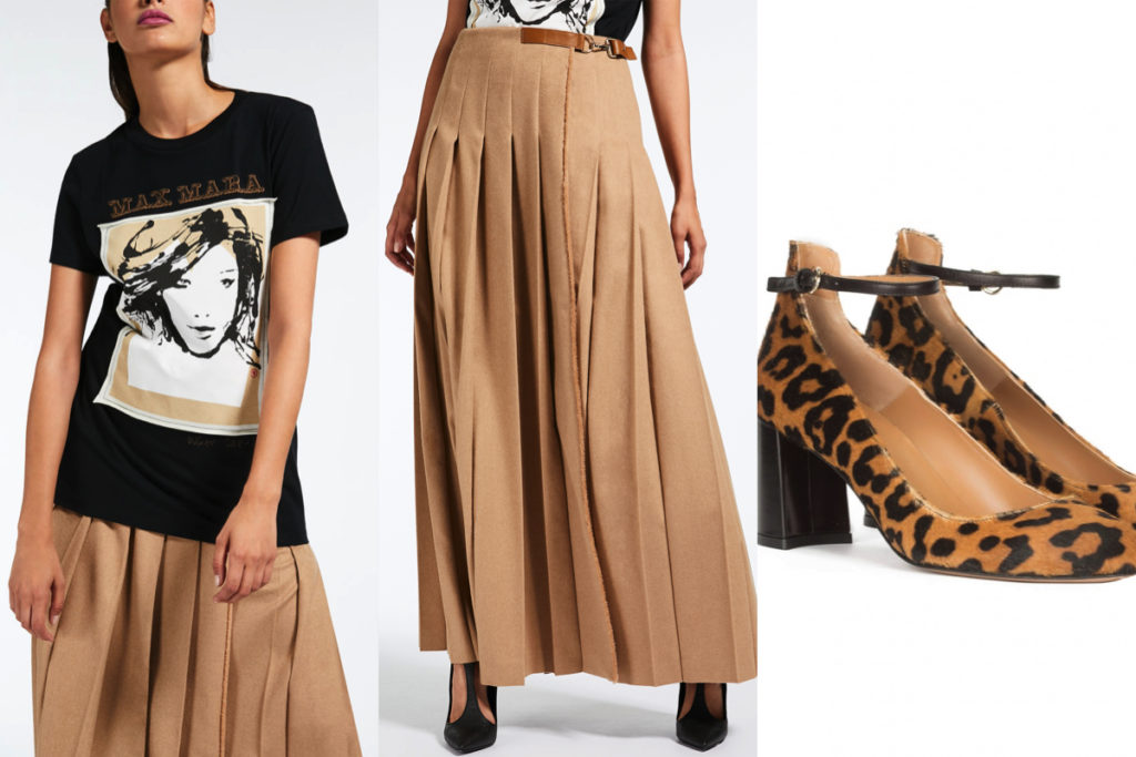 official photos dced2 88f95 Gonna plissettata: 5 outfit per il 2019 | DireDonna