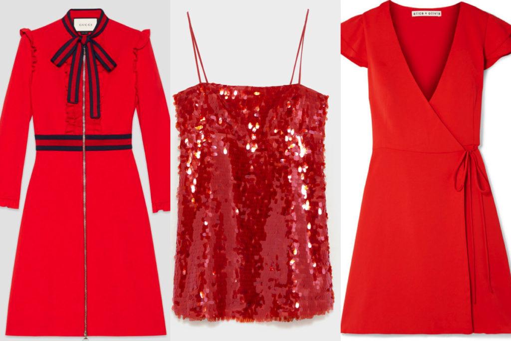 Vestiti Eleganti Per Natale.Vestito Rosso Per Natale 2018 Corto Lungo Ed Elegante