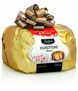 lidl deluxe panettone solidale