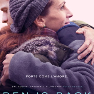 Ben is Back, le foto del film con Julia Roberts