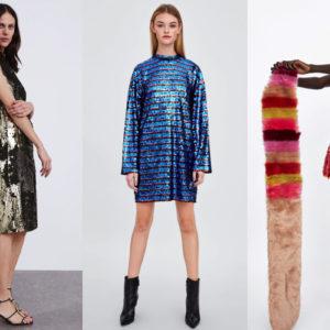 Abiti di paillettes: modelli sparkling per Capodanno