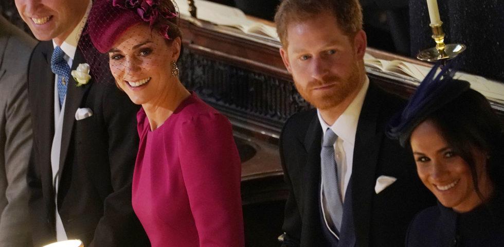 Kate Middleton e Meghan Markle dalla Regina Elisabetta per il party di Natale