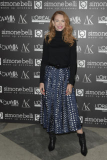Le foto del Christmas beauty day di Simone Belli