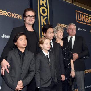 Brad Pitt non voleva adottare il figlio Pax, parola di Angie