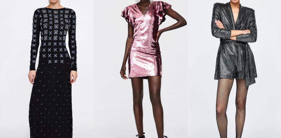 Vestiti per Capodanno 2019: Zara, Asos, Zalando ed H&M