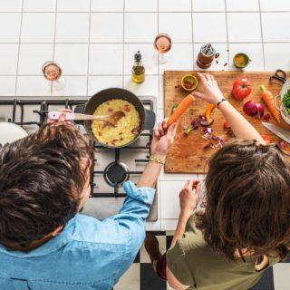 Social Dinner, a lezione di cucina al Porto Fluviale di Roma
