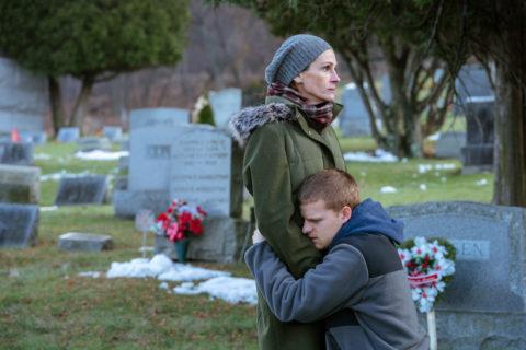 Ben is Back, le foto del film con Julia Roberts